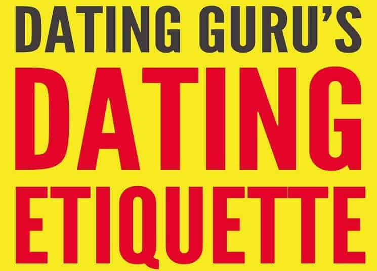 New book: Dating Guru's Dating Etiquette Guide