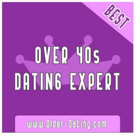 Best Over 40s dating expert