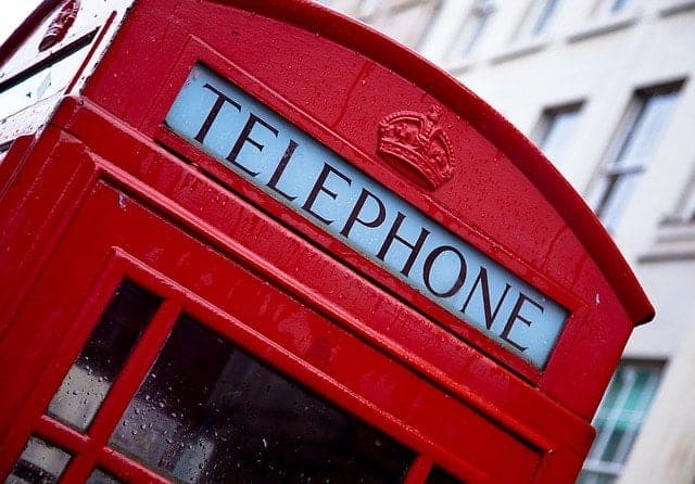 Call girl in London